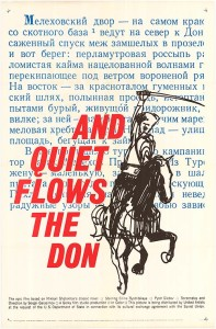 and quiet flows the don