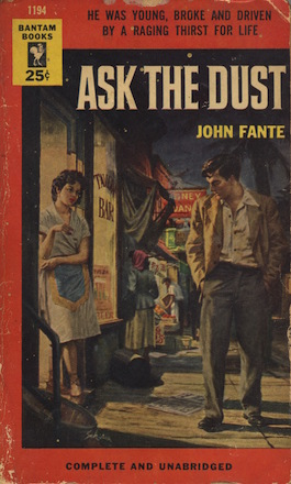 Ask the Dust John Fante cover