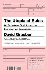 Graeber Utopia of Rules