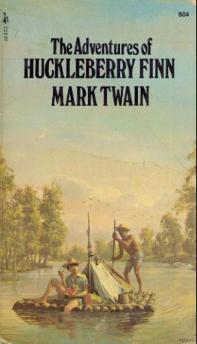the vague ending in the adventures of huckleberry finn a novel by mark twain The adventures of huckleberry finn: one of mark twain's most famous novels in  fact, probably one of the most famous english-language.