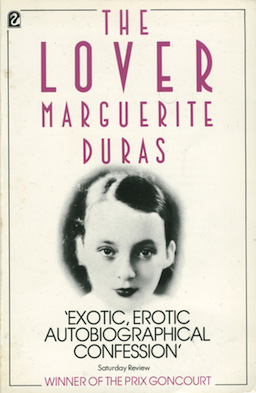 The Lover Marguerite Duras cover