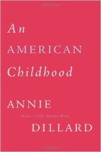 american childhood dillard