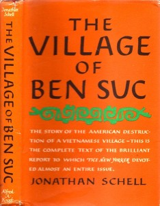 The Village of Ben Suc by Jonathan Schell
