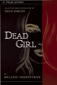 Dead Girl by Melanie Thernstrom