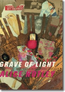 Graves of Light Alice Notley