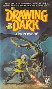 Tim Powers book cover