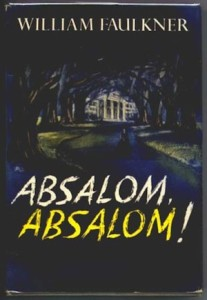Absolam, Absolam!