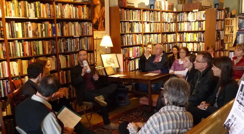 BookFest translator panel