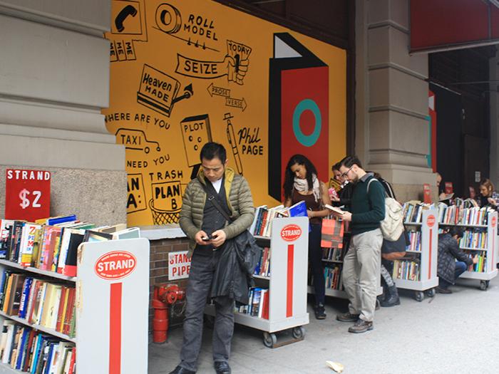 Strand Bookcarts