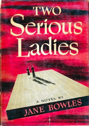 jane bowles covers