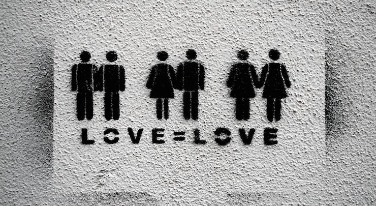 Gay rights black