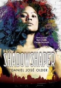 Shadowshaper by Daniel Jose Older