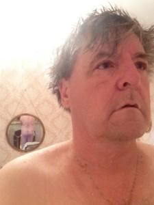 Kevin Killian Selfie 2013-1