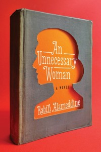 An Unnecessary Woman by Rabih Alammedine