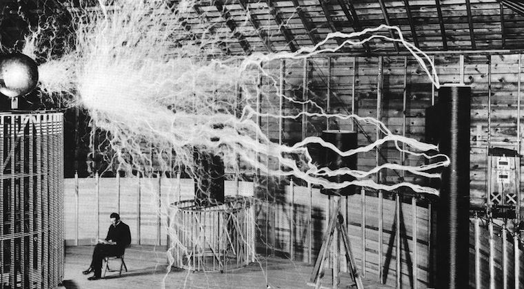 Nikola Tesla, An Alien Intelligence | Literary Hub