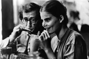 Woody Allen And Mariel Hemingway In 'Manhattan'