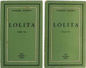 first edition lolita 1953 olympia