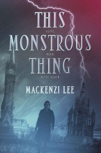 This Monstrous Thing, Lee