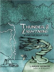 Thunder Lightning Weather Past, Present, future, redniss
