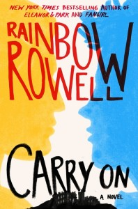 carry on, rowell