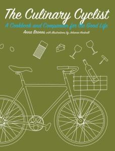 culinary cyclist, brones