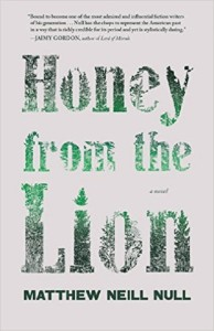 honey from the lion, matthew null