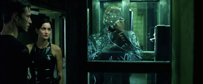 The Matrix, dir. Andy and Lana Wachowski, 1999.