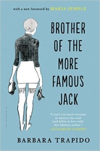 Brother of the More Famous Jack, by Barbara Trapido