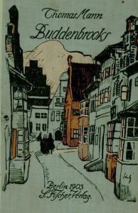 Buddenbrooks, by Thomas Mann