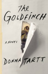 Dona Tartt, The Goldfinch