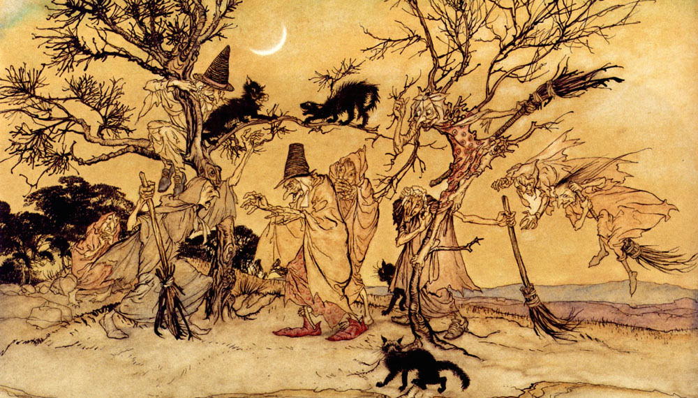 Witches, Demons, Mystics: When Writers Cross the