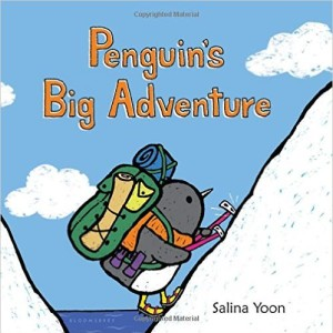 Penguin's Big Adventure by Salina Yoon