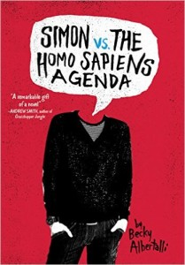 Simon vs The Homo Sapiens Agenda, by Becky Albertalli