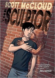 The Sculptor, by Scott McCloud