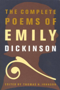 Emily Dickinson, The Complete Poems of Emily Dickinson