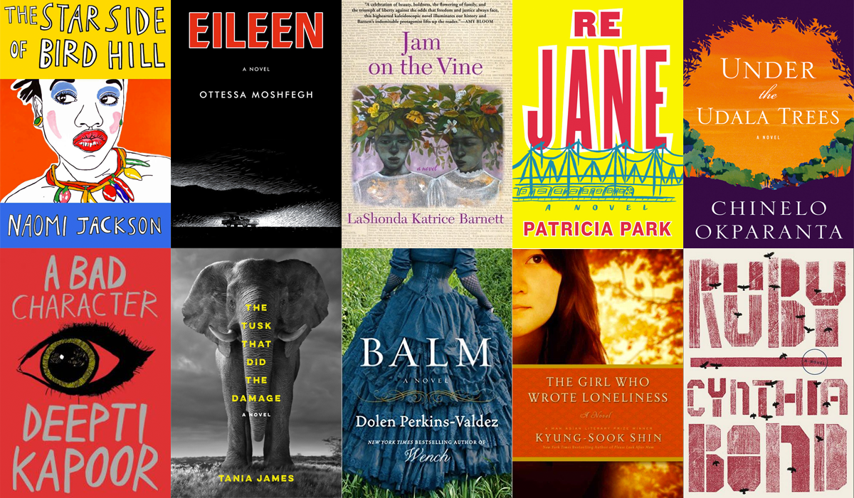 10 Overlooked Novels by Women of Color in 2015