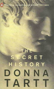 The Secret History, Donna Tartt