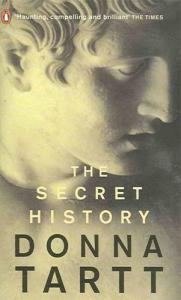The Secret History, Donna Tartt