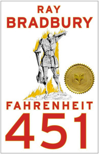 Farenheit 451, Ray Bradbury