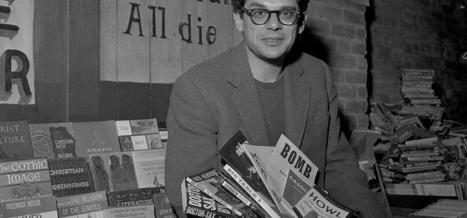 inside the unpublished world of allen ginsberg literary hub