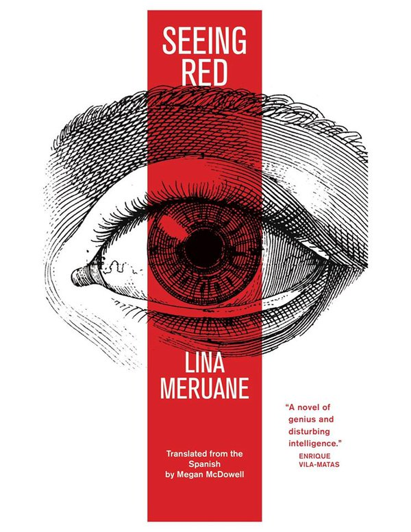 Lina Meruane, Seeing Red