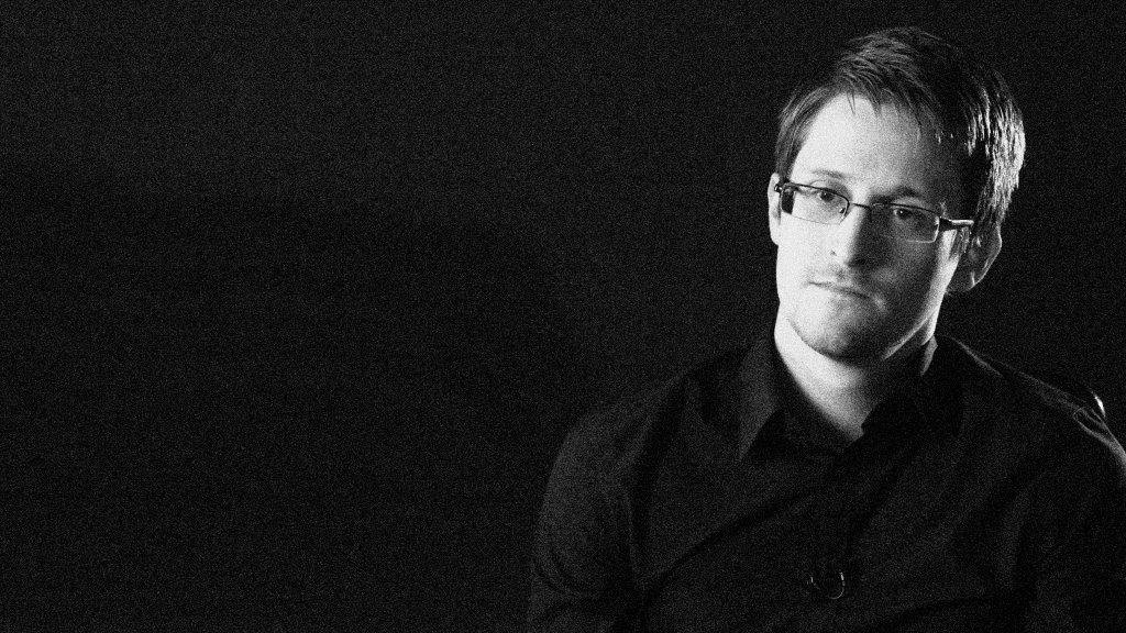 Edward Snowden: 'If I end up in chains in Guantánamo I can live with that'  - video interview   US news   The Guardian