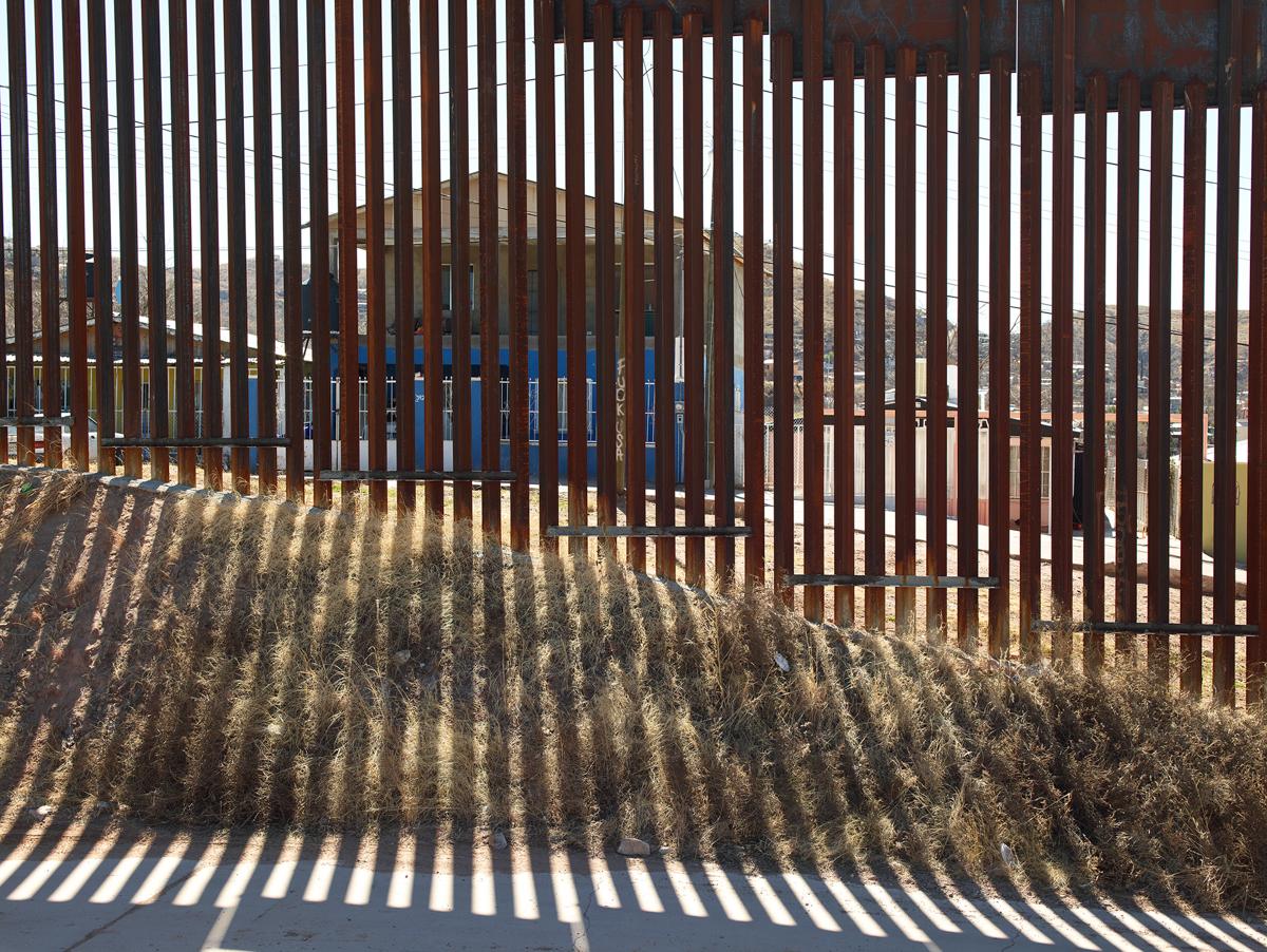 Fuck U.S.A., Nogales, Arizona, 2013