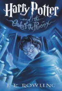 J.K. Rowling, Harry Potter and the Order of the Phoenix