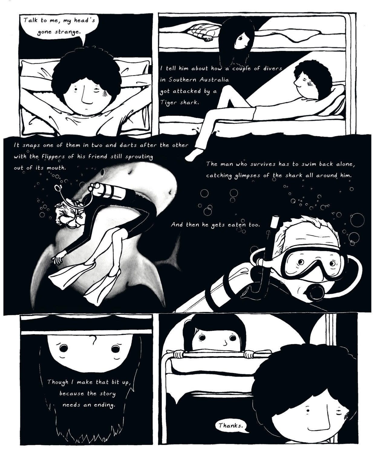 Everything is Teeth-LitHub excerpt 3