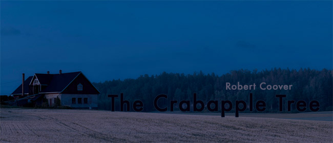 the crabapple tree banner