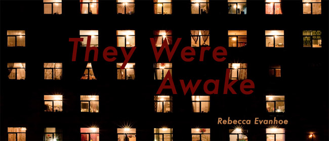 they were awake banner