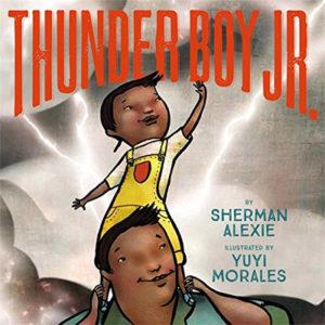 thunderboy jr sherman alexie