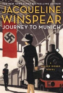 Journey to Munich, Jacqueline Winspear