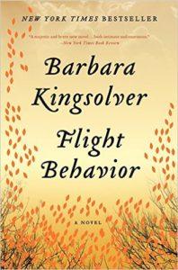 Flight Behavior, Barbara Kingsolver